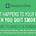 What Happens to Your Body When You Quit Smoking? #infographic