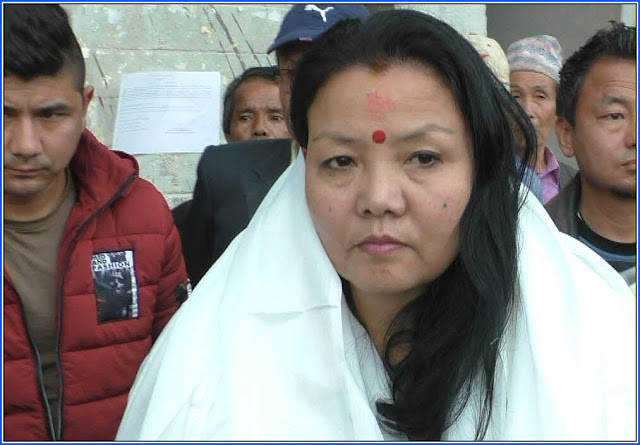 Sharda Rai Subba expelled from the TMC party