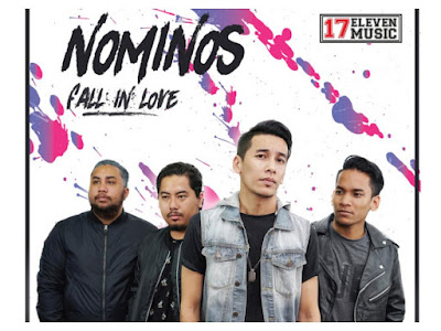 Lirik Lagu Nominos - Fall In Love OST Kekasih Paksa Rela