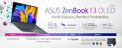 Zenbook 13 OLED Price