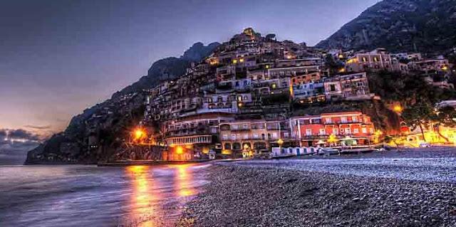 Sorrento na Costa Amalfitana