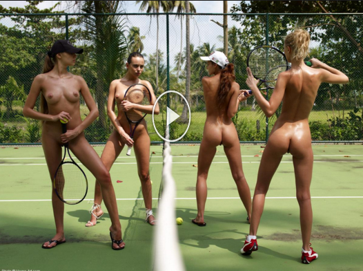 голые спорт фото