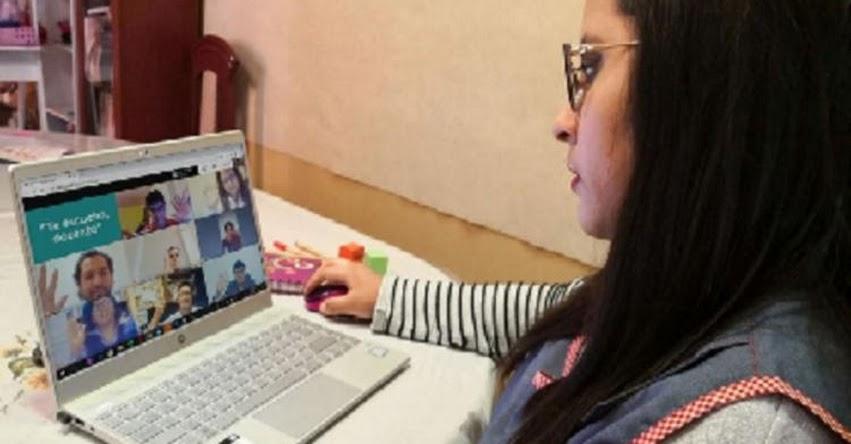 MINEDU capacita a especialistas de regiones para atención socioemocional de docentes