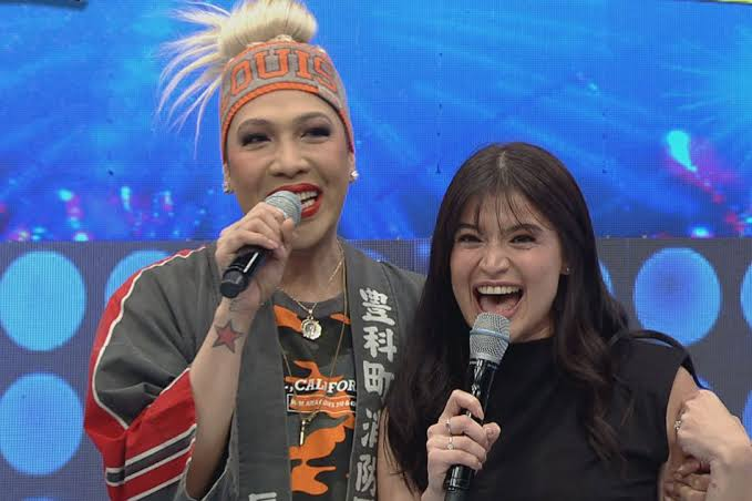 Vice Ganda and Anne Curtis will team up for the first time in a movie