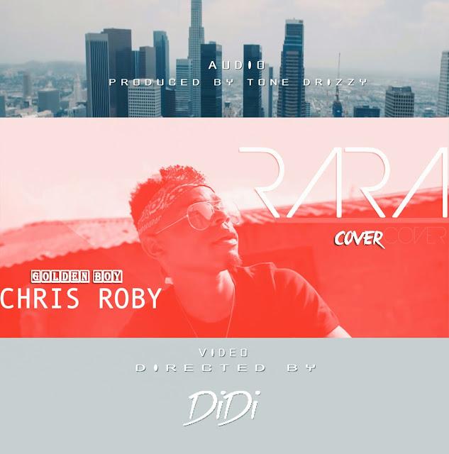 CHRIS ROBY - RARA COVER