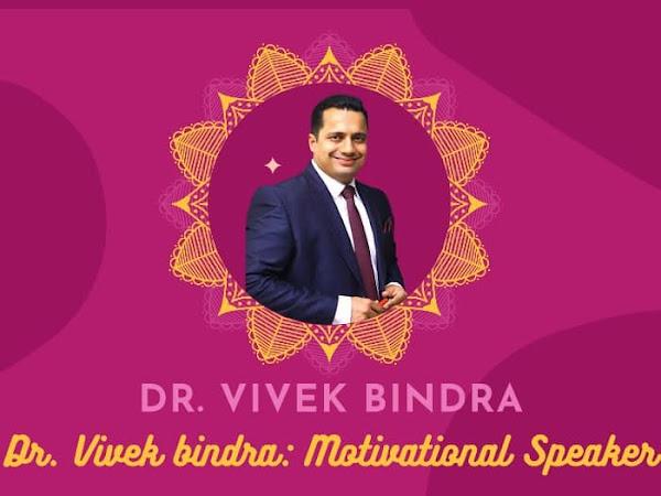 Dr. Vivek bindra motivational speaker