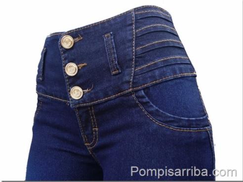 Pantalones en Mezclilla tallas Extras para Gorditas