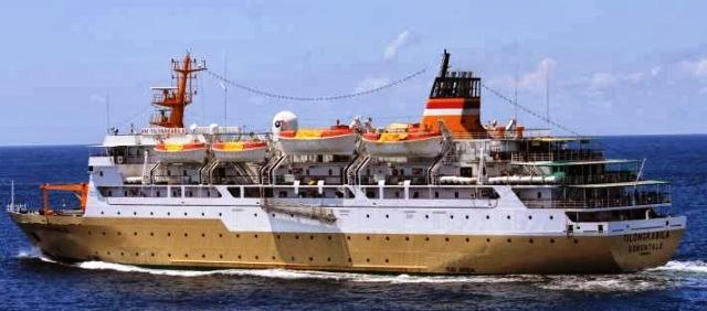 Jadwal Keberangkatan Kapal laut Pelni Tilongkabila