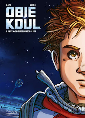 [7BD] Obie Koul tome 1 - Un week-end sur deux chez mon père