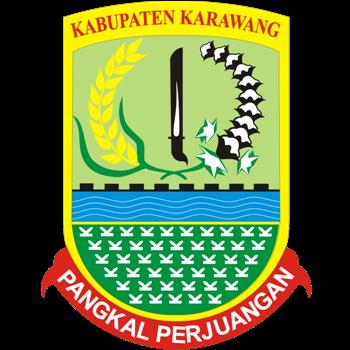 Logo Kabupaten Karawang PNG