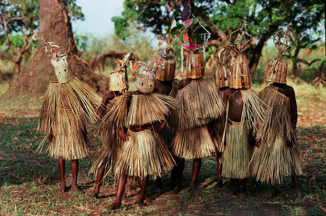 the psychology of initiation rites