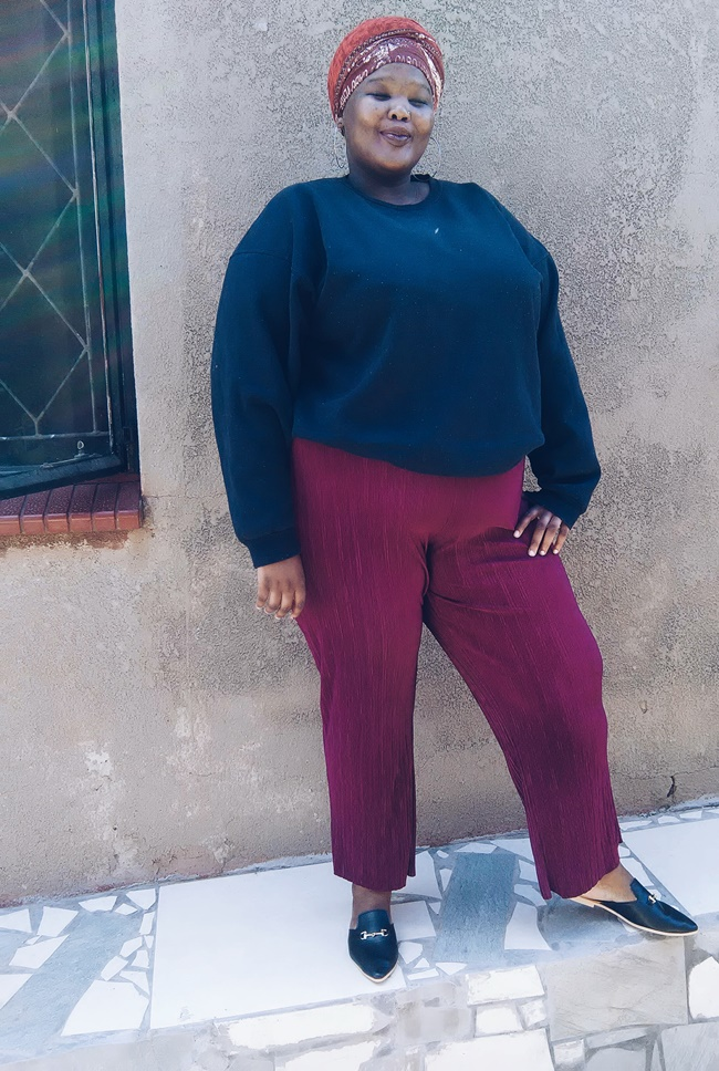 plus size blogger from south africa johannesburg, gucci dupe pumps,