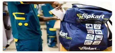 flipkart delivery. coronavirus