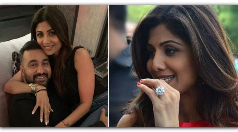 3 करोड़ की डायमंड रिंग, 50 करोड़ का बंगला, जबकि शिल्पा शेट्टी के पति ने दिया ऐसा अनमोल तोहफा