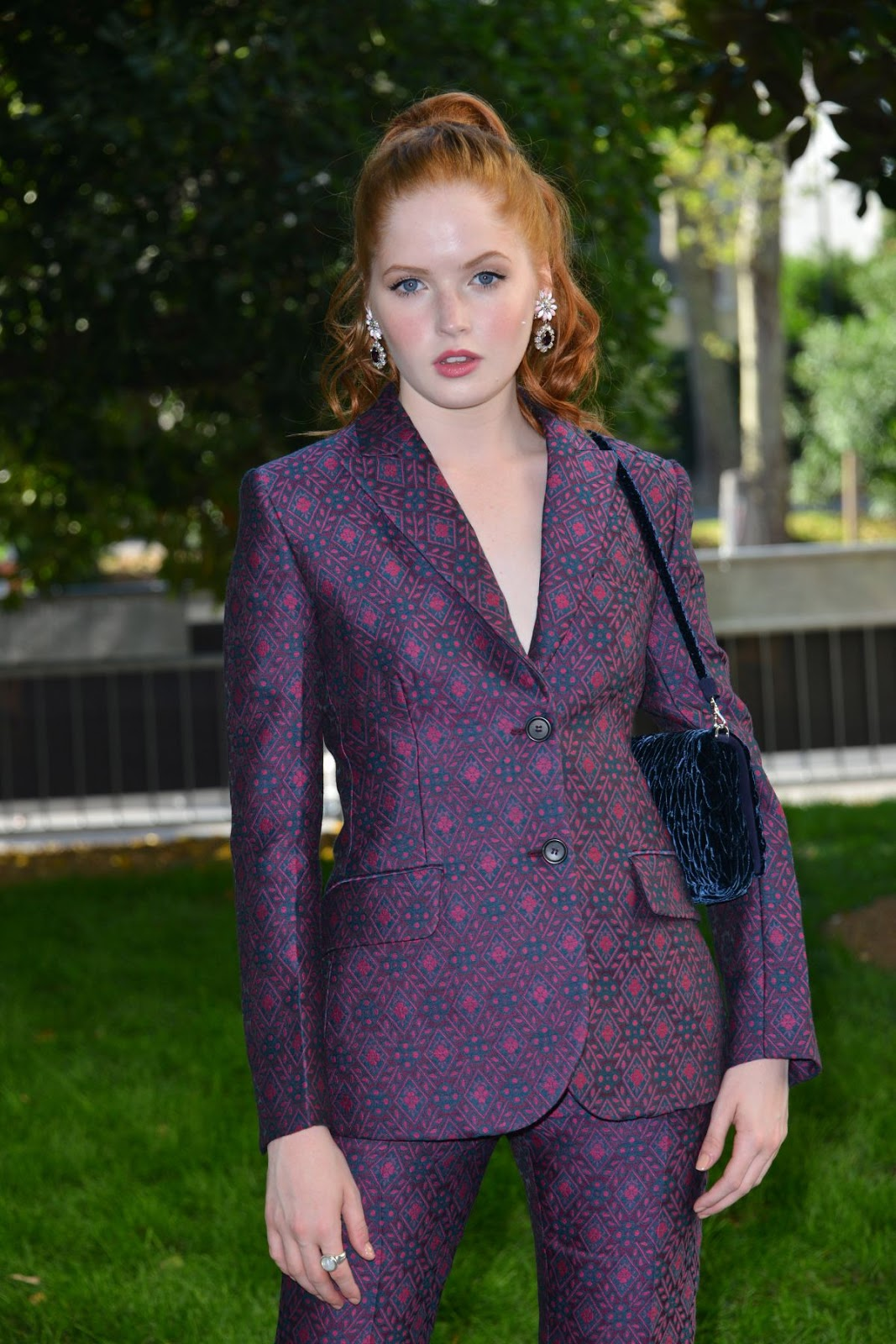 HQ Photos of Ellie Bamber at Miu Miu Women's Tales Photocall at 73rd Venice Film Festival 2016