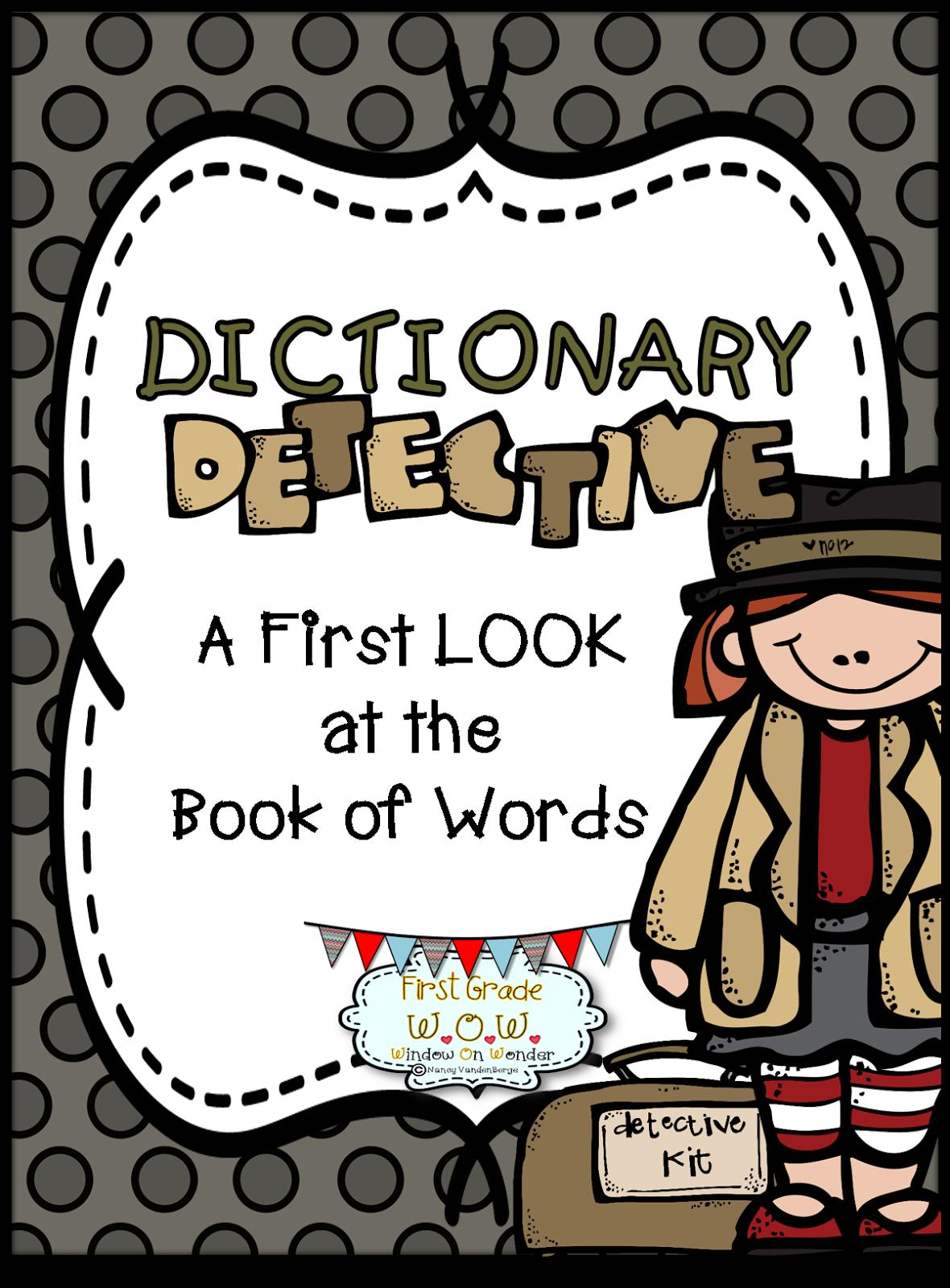 medium resolution of Dictionary Skills? What?   First Grade Wow   Bloglovin'