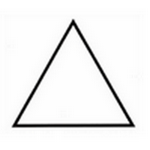triangle in spanish