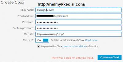 Cara Memasang Widget Chat diBlog1