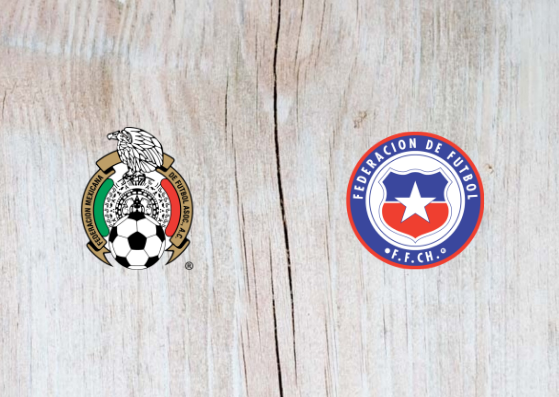 Mexico vs Chile - Highlights 17 October 2018