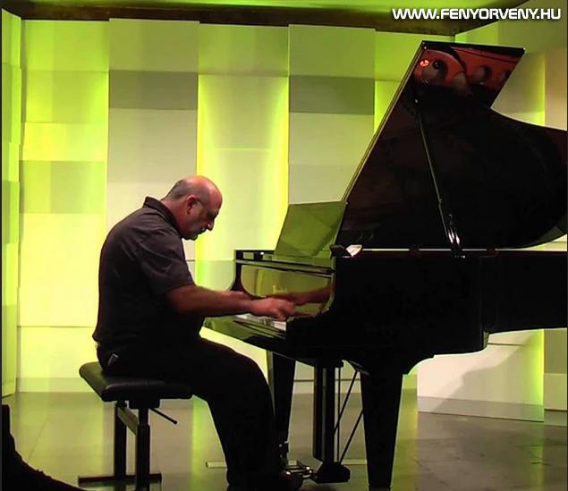 """Tony Cicoria – A """"villámzongorista"""""""
