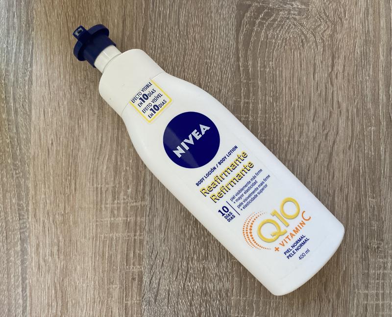 Nivea Q10 body