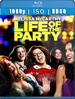 Life of the Party (2018) 1080p BD50Latino [GoogleDrive] SilvestreHD