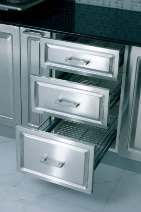 Cabinets For Kitchen Stainless Steel Kitchen Cabinets Pictures