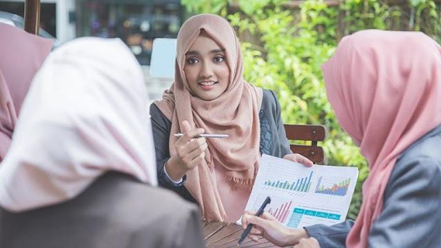 Cewe hijab