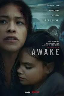 فيلم Awake 2021 مترجم اون لاين