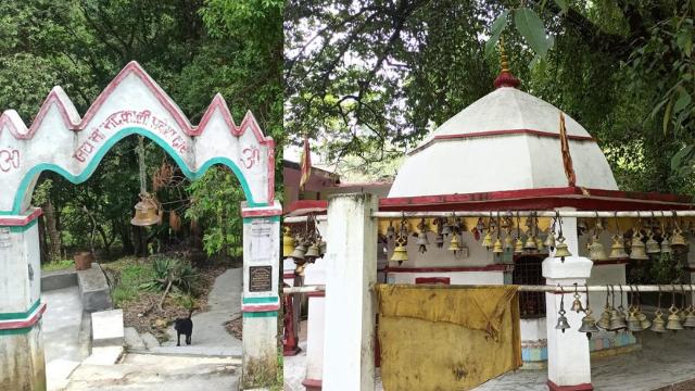 उत्तराखंड की हसीन वादियों के बीच स्थित है माँ भद्रकाली का दिव्य तथा अलौकिक मन्दिर