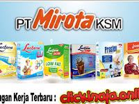 Lowongan Kerja Terbaru PT Mirota KSM (8Posisi)