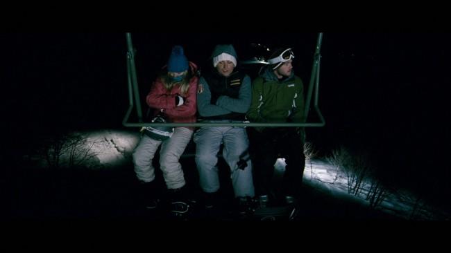 Kihűlve / Frozen [2010] - Egy éjszaka a sífelvonón