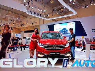 DFSK Glory i-Auto Mobil yang Bisa Diajak Bicara