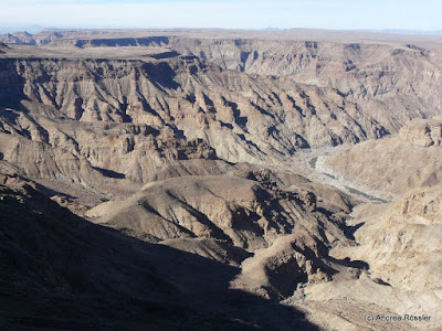 Reisen Afrika Namibia Fish River Canyon