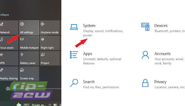 cara menghilangkan iklan di pojok kanan bawah layar windows