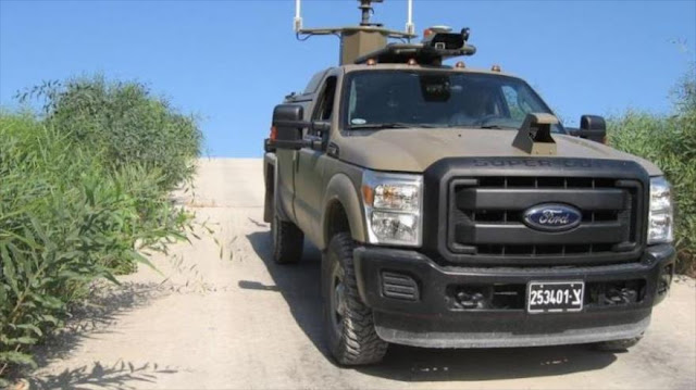 Ejército israelí desplegará robots asesinos en frontera con Gaza