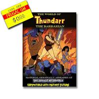 Free GM Resource: Thundar the Barbarian Gaming Supplement