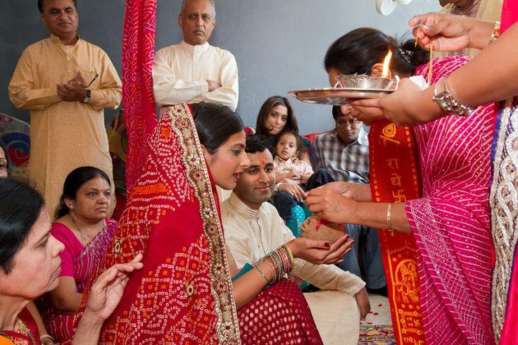 "Gujarati Engagement ""Goal Dhanna"""
