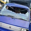 Teror Pelemparan Batu Ke Kaca Mobil Kian Marak, LSM ICI Minta Polres Semarang Segera Buru Para Pelaku