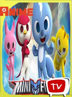 Miniforce: Los nuevos superhéroes (2018)HD [1080p] Latino [GoogleDrive] SilvestreHD
