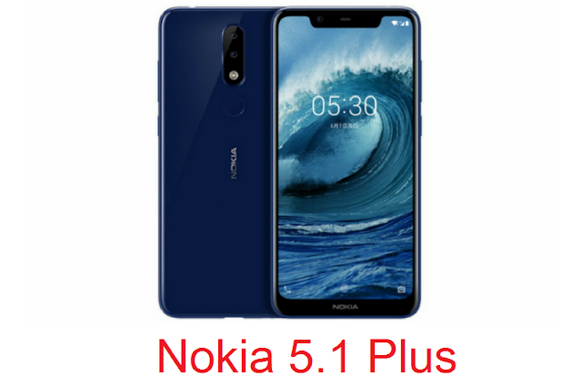 Nokia 5.1 Plus Specifications
