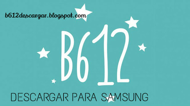 B612 Descargar Gratis Para Samsung