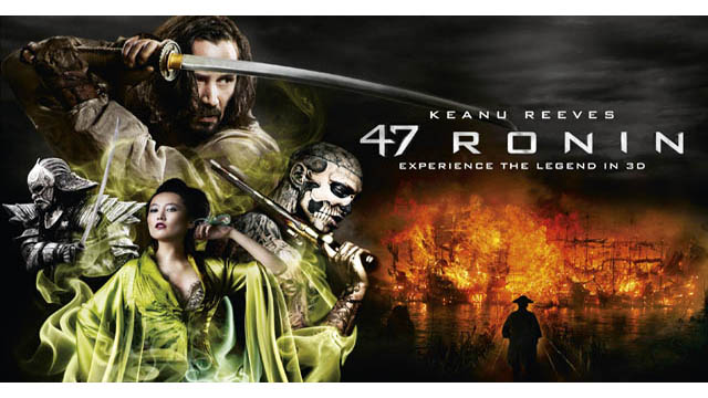 47 Ronin (2013) Movie [Dual Audio] [ Hindi + English ] [ 720p + 1080p ] BluRay Download