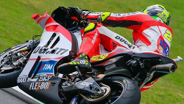 Ducati mendominasi uji coba MotoGP Austria 2016