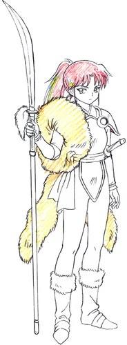 Yashahime: Princess Half-Demon.
