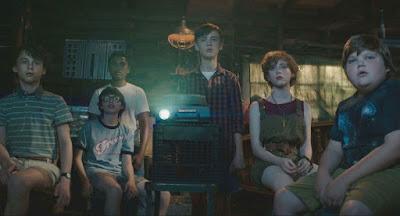 En la película de It: chapter 1 de 2017, los jóvenes protagonistas. De izquierda a derecha: Stanley, Richie, Mike, Bill, Beverly y Ben