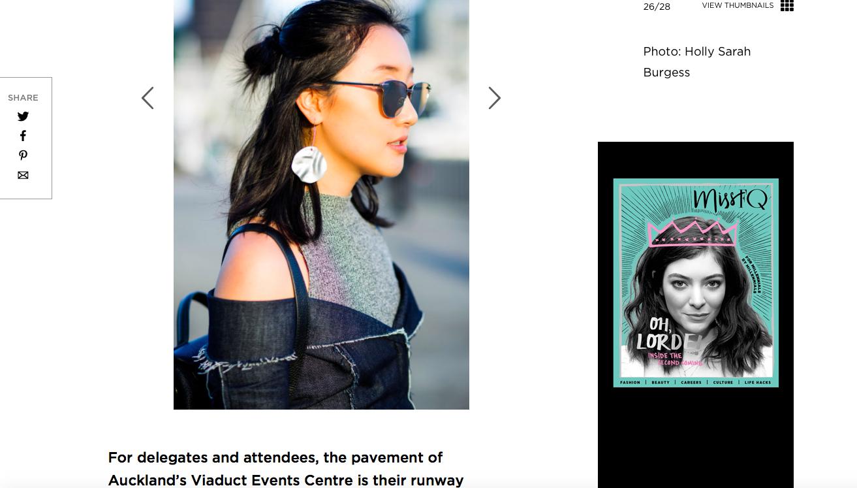 Nicole Ku | Nicrific Fashion Quarterly Fashion Week