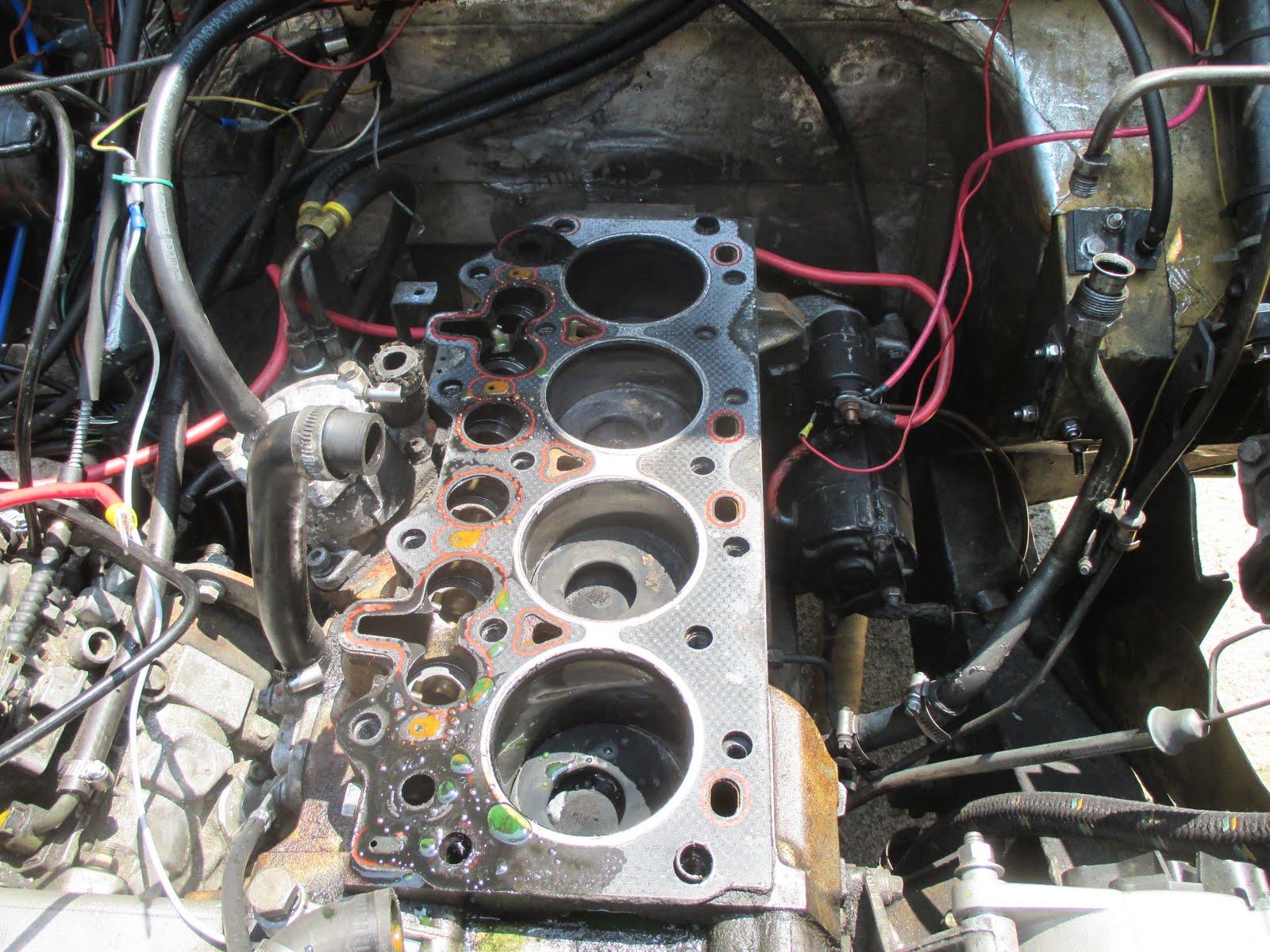 Genocache Land Rover 200TDI valve stem seal replacement