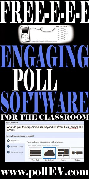 Free Poll Software Website (Education Classroom) Created for Learning Teachers Pay Teachers