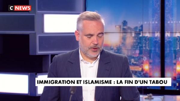 L'ÉDITO DE GUILLAUME BIGOT : «IMMIGRATION ET ISLAMISME, LA FIN D'UN TABOU»